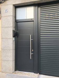 Instal·lació Porta seccional a Golmes